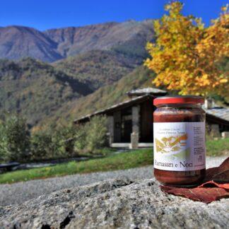 Ramassin e Noci – Confettura Extra - Standard - (ADTCNF029W)