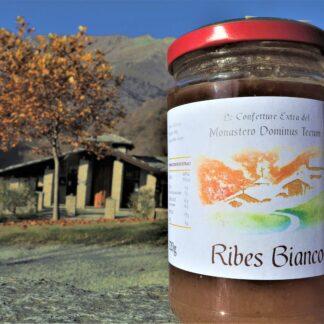 Ribes Bianco – Confettura Extra - Standard - (ADTCNF030W)